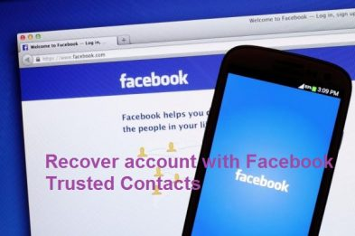 img assign trusted contacts on facebook