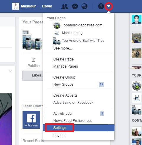 img1 assign trusted contacts facebook