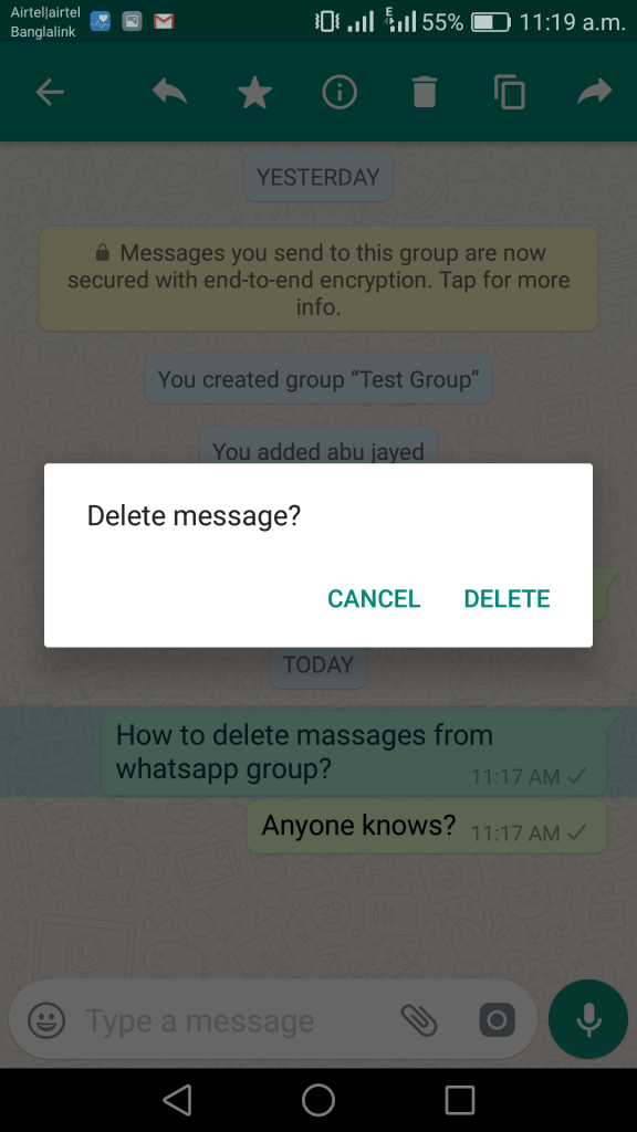 img3 confirm to delete whatsapp group message