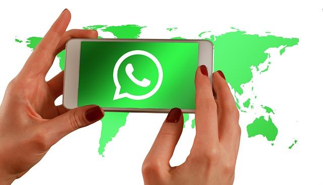 WhatsApp abroad