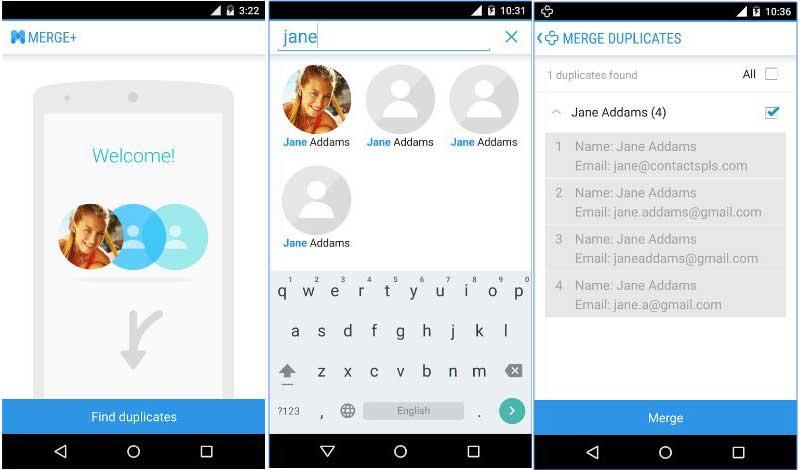 Merge-plus-android-app