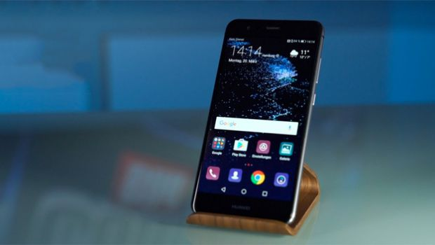 update Huawei P10 android phone