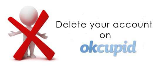 How to delete cupid dating account