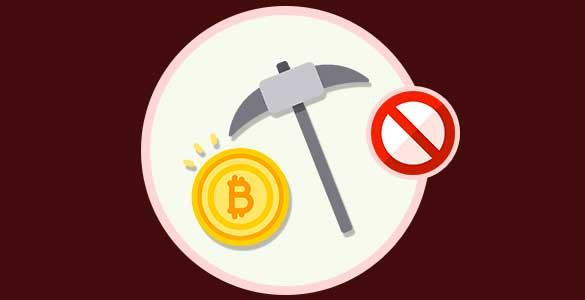detect block bitcoin mining