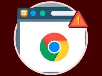 new scam failure in Chrome
